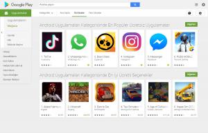 Google Play 2018'in en iyi uygulamalarını belirledi